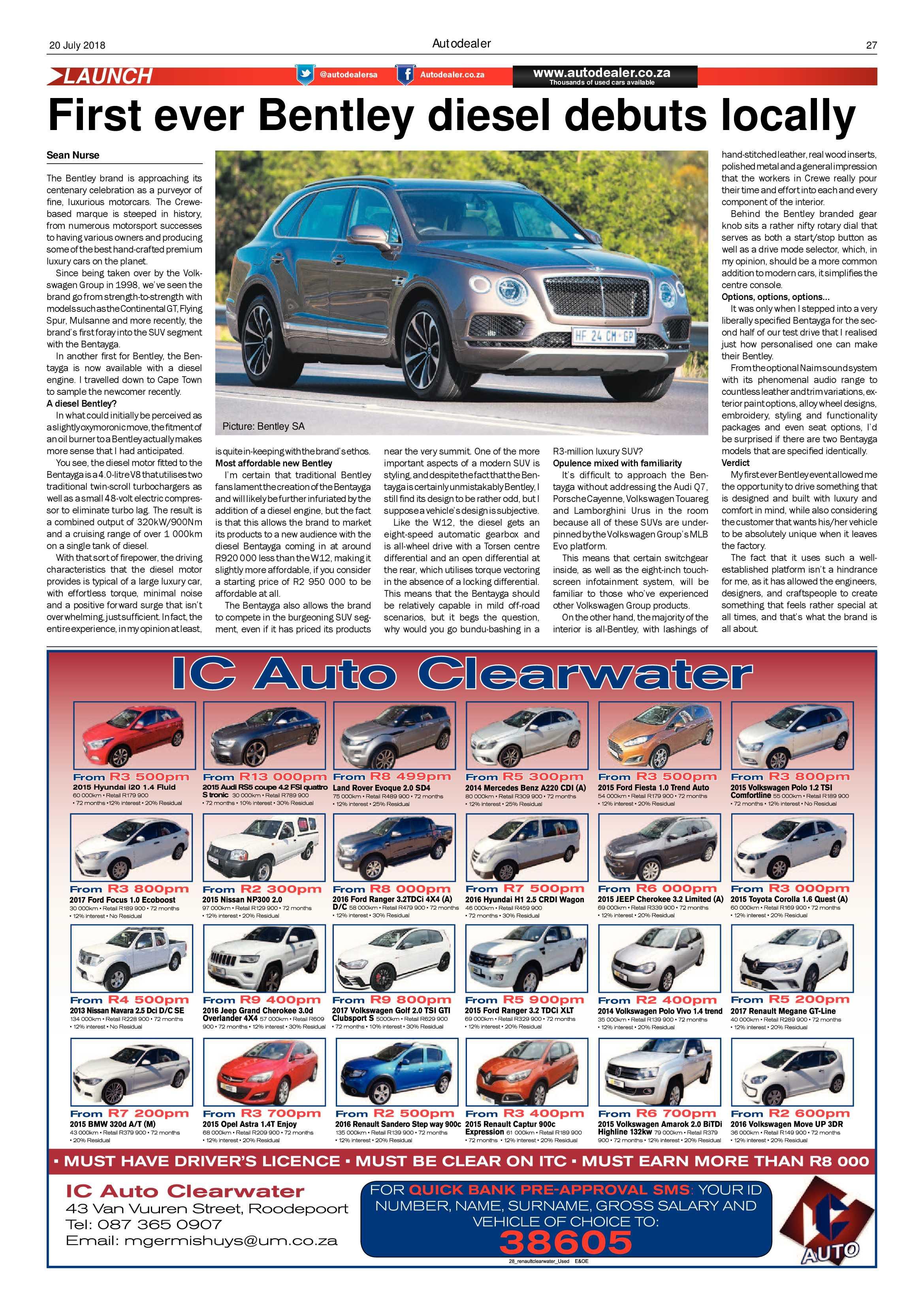 Krugersdorp News 20 July 2018